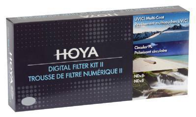 Hoya 77mm Digital Filter Kit MkII
