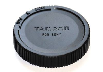 Tamron Rear Lens Cap Sony Alpha and Minolta Dynax
