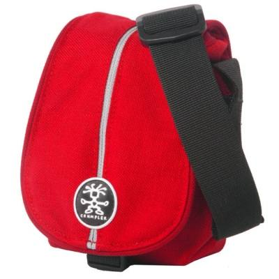 Crumpler Pretty Boy 220 XXS Bag in Red & Silver