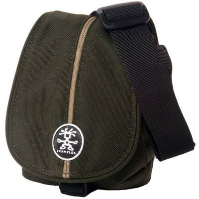 Crumpler Pretty Boy 220 XXS Bag in Olive & Beige