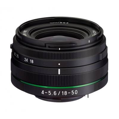 Pentax HD DA 18-50mm F4-5.6 DC WR RE Lens