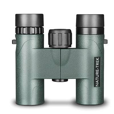 Hawke Nature-Trek 10x25 Waterproof Binoculars in Green