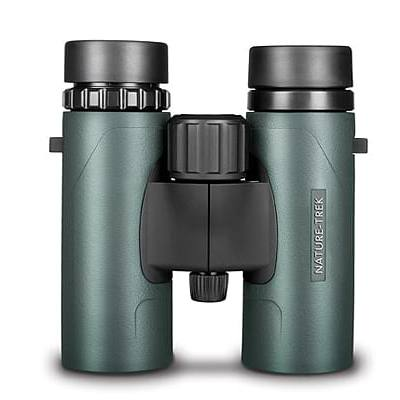 Hawke Nature-Trek 8x32 Waterproof Binoculars in Green