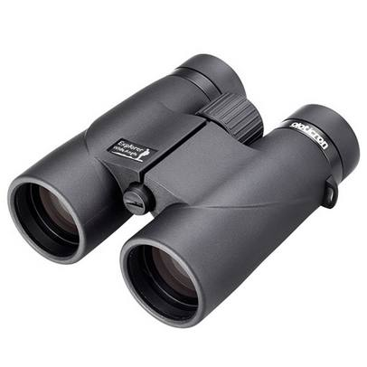 Opticron Explorer WA ED Oasis C+ 10 x 42 Roof Prism Binoculars in Black