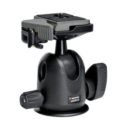 Manfrotto 496RC2 Ball & Socket Tripod Head