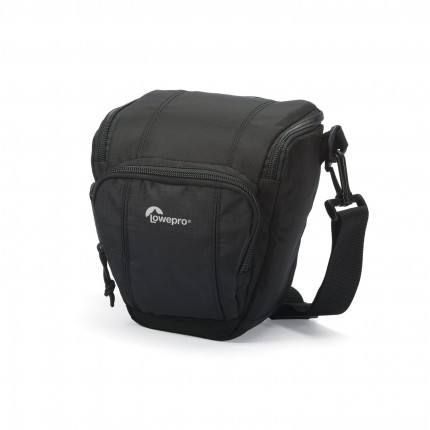 Lowepro Toploader Zoom TLZ 45 AW II Holster Bag in Black