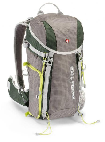 Manfrotto Off road Hiker 20L Backpack in Grey