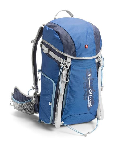 Manfrotto Off road Hiker 30L Backpack in Blue