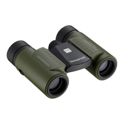 Olympus 8x21 RC II WP Waterproof Binoculars in Green