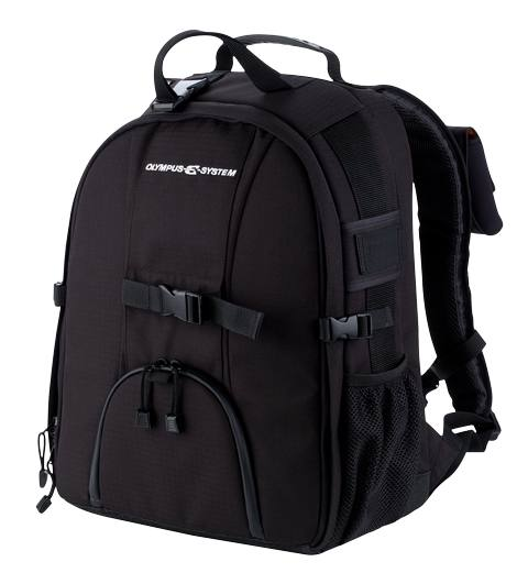 Olympus E-System Pro Backpack in Black
