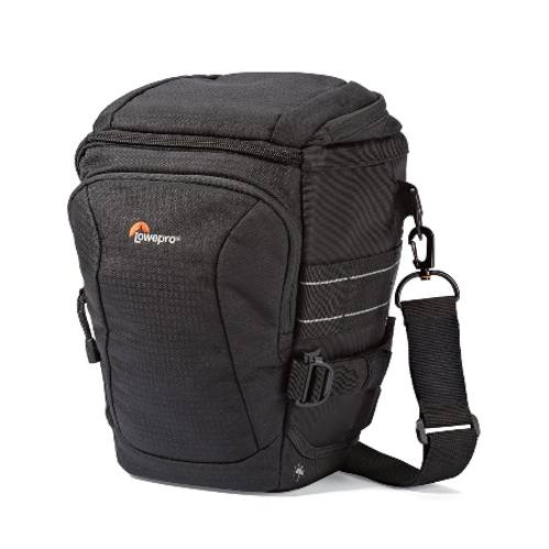 Lowepro Toploader Pro 70 AW II Holster Bag in Black