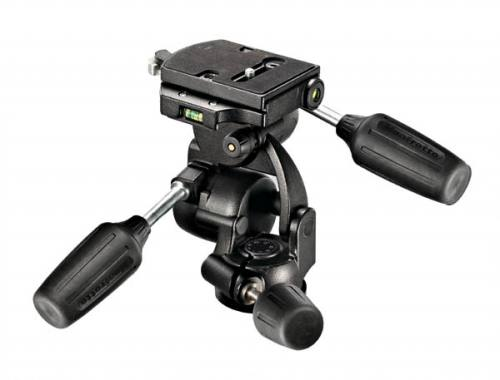 Manfrotto Tripod Heads : 808RC4 3-way head
