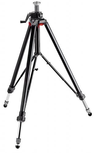 Manfrotto MN058B Triaut Tripod (Black)