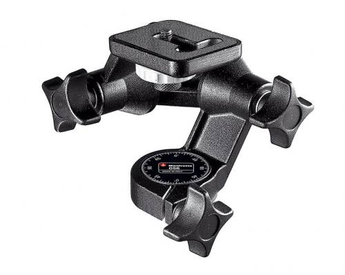 Manfrotto Tripod Heads : 056 3D Junior Head