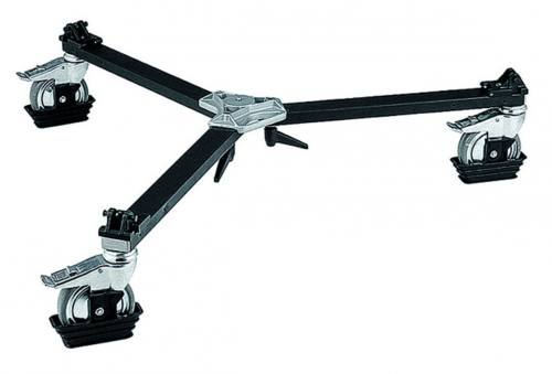 Manfrotto 114MV Video / Movie Heavy Dolly For Spiked Feet