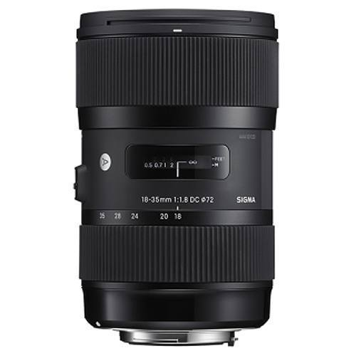 Sigma 18-35mm F1.8 DC HSM A Lens Sony Fit