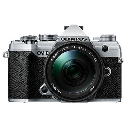 Olympus OMD E-M5 Mark III 14-150mm Kit in Silver