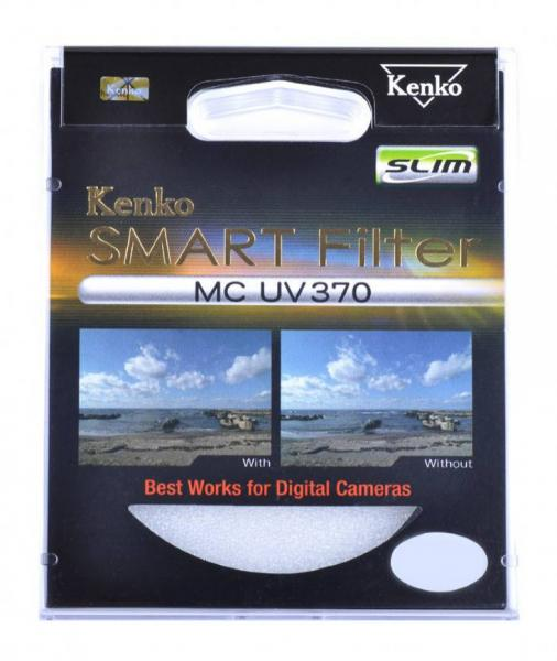 Kenko 77mm SMART MC UV(370) Filter