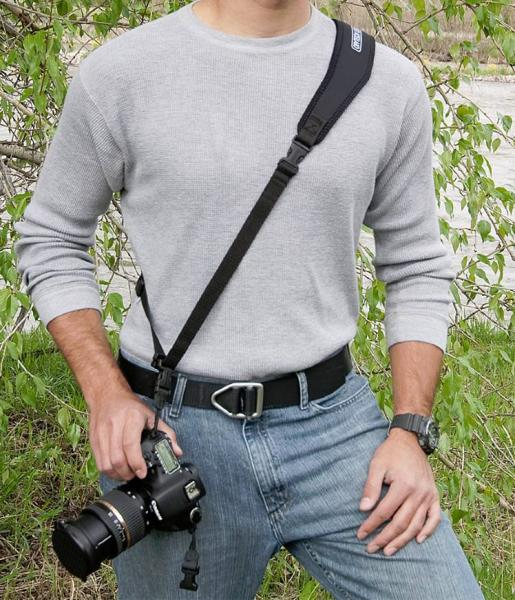 OpTech Utility Strap Sling in Black