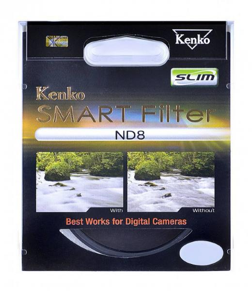 Kenko 62mm SMART ND8 Filter