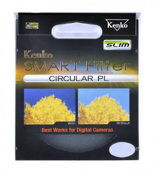 Kenko 82mm SMART Circular PL Filter