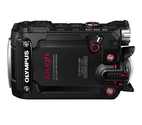 Olympus Tough TG-Tracker Action Camera in Black