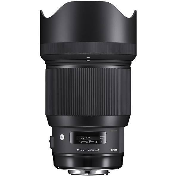 Sigma 85mm f1.4 DG HSM Lens Sony E Fit