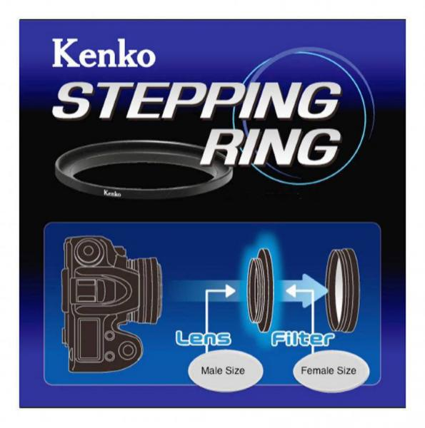 Kenko 52-55 STEP UP RING