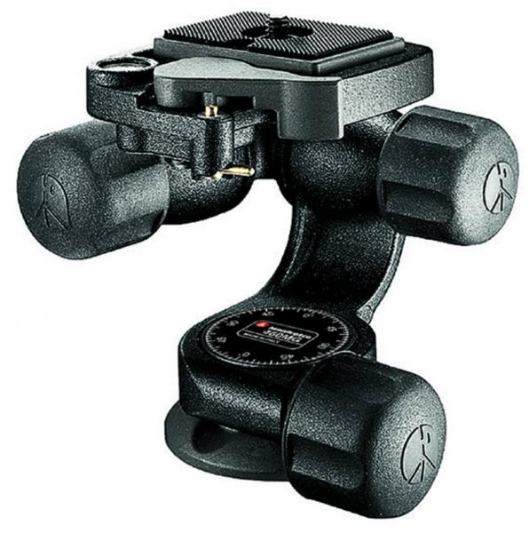 Manfrotto 460MG 3-Way Magnesium Tripod Head