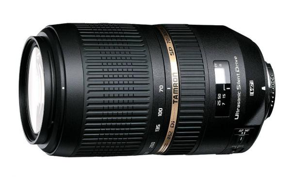 Tamron SP 70-300mm f4-5.6 Di VC USD (A005) Nikon fit