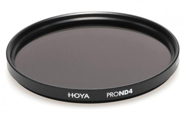 Hoya 49mm Pro ND 4 Filter