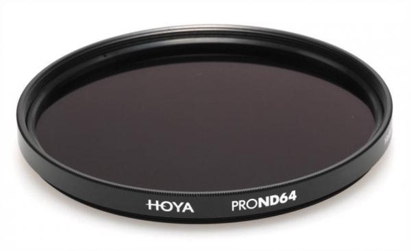 Hoya 58mm Pro ND 64 Filter