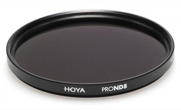 Hoya 72mm Pro ND 8 Filter
