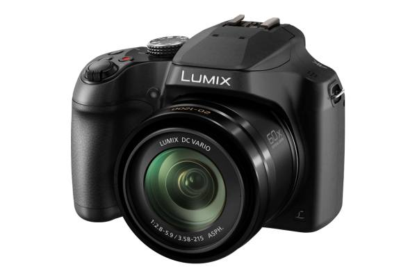 Panasonic Lumix FZ82 Digital Camera in Black