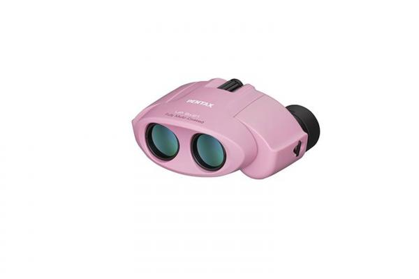 Pentax UP 8x21 Binoculars in Pink