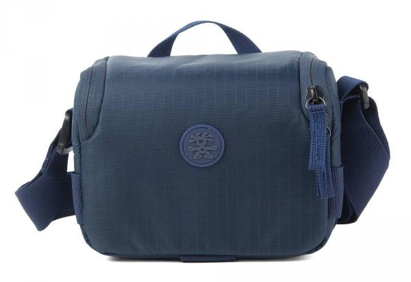Crumpler FLYING DUCK CUBE S in dark navy