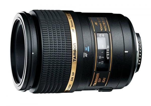 Tamron SP 90mm f2.8 Di MACRO 1:1 (272E) Canon fit