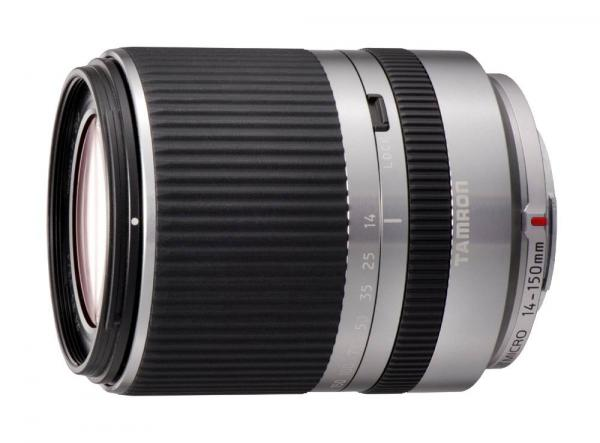 Tamron 14-150mm f3.5-5.8 Di III (C001 silver) Micro Four Thirds fit