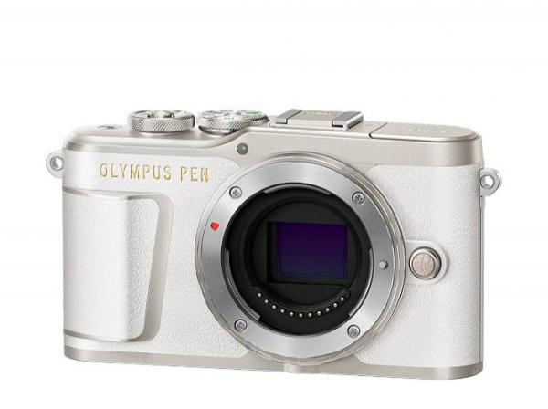 Olympus PEN E-PL9 Body Only in White