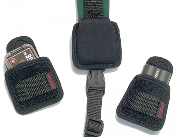 OpTech Media Holster in Black (2pcs)
