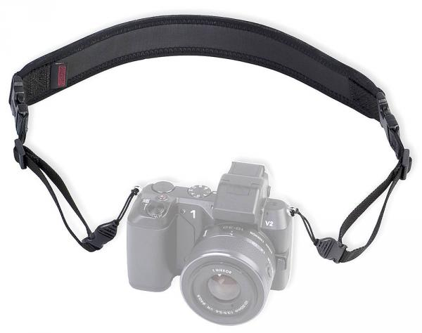 OpTech Mirrorless Strap in Black
