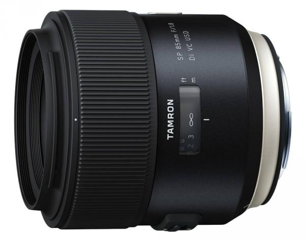 Tamron 85mm F1.8 SP Di VC USD (F016) Nikon fit