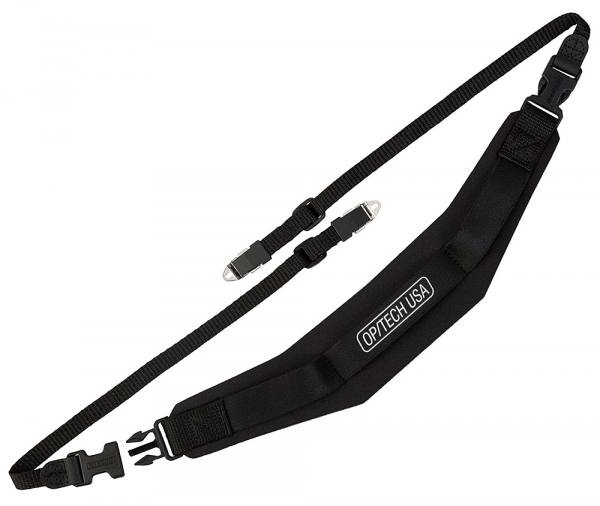 OpTech Super Pro Strap Type A in Black