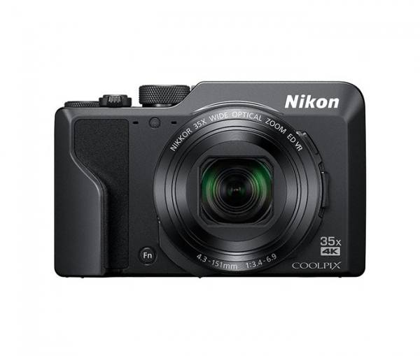 Nikon Coolpix A1000 Digital Camera in Black
