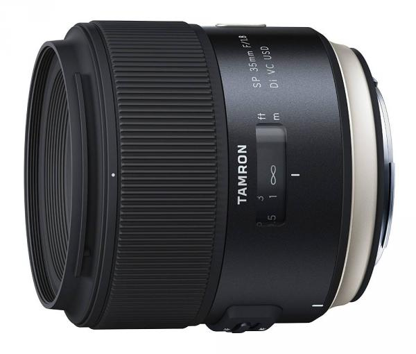 Tamron 35mm F1.8 VC USD (F012) Canon fit