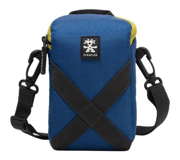 Crumpler DREWBOB POUCH 200 in sailor blue and lime