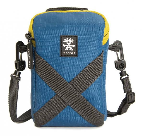 Crumpler DREWBOB POUCH 100 in sailor blue and lime