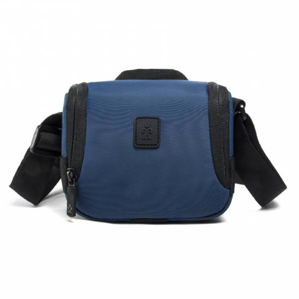 Crumpler TRIPLE A CAMERA CUBE S in navy blue