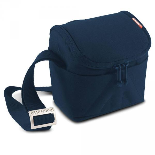 Manfrotto Amica 10 Shoulder Bag in Blue