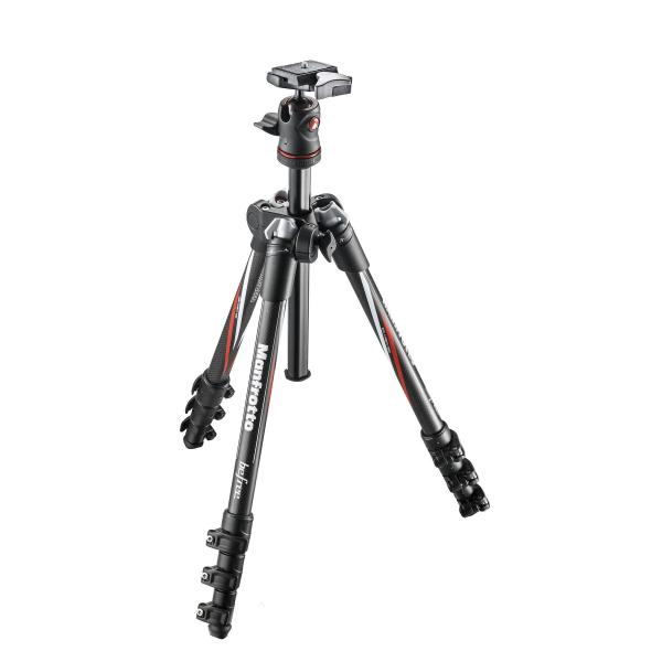 Manfrotto BeFree Carbon Fibre Compact Travel Tripod With Ball Head